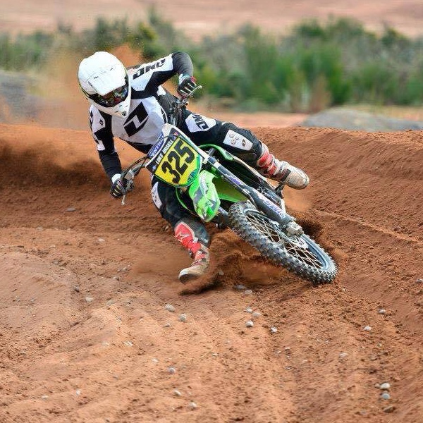 Luke Ursell Motor Cross